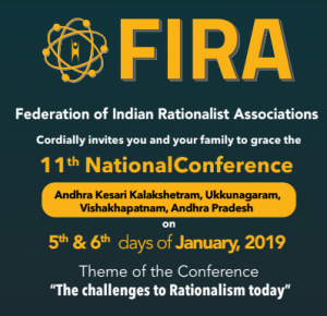 Fira national conference vishakhapatanam Jan 2019